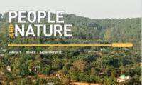 People and Nature cover