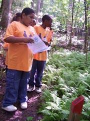 Outdoor education helps minority students close gap in environmental literacy